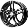 CarwelTau Black Polished GT86 16X6.5J 5X100
